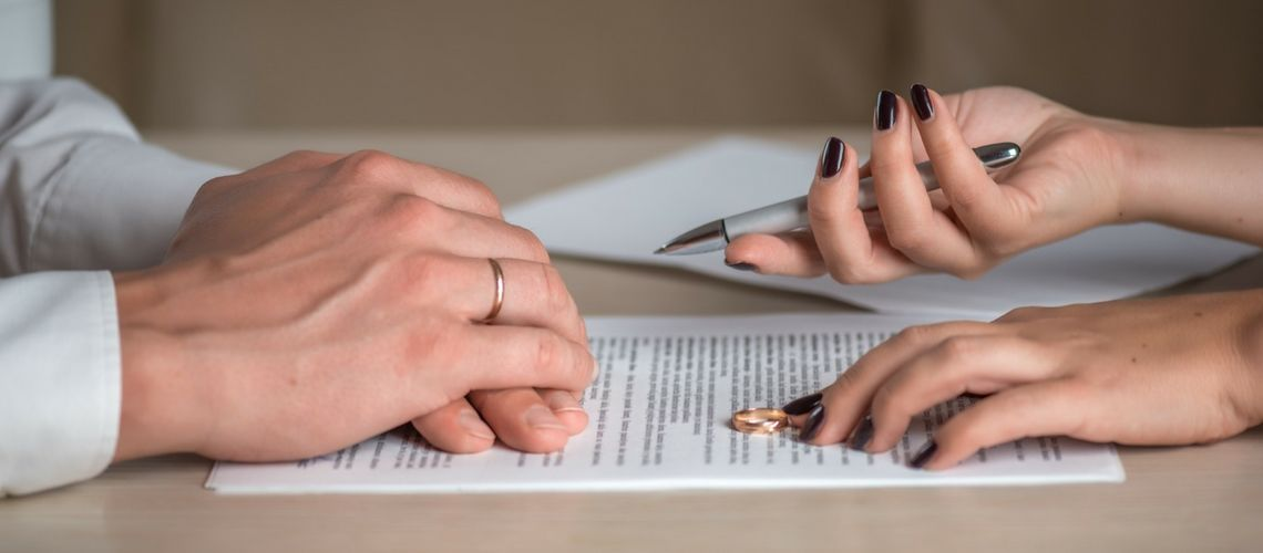 Separazione tra coniugi: i trasferimenti sono competenza del notaio