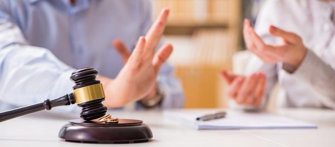 Divorzio giudiziale: come funziona il procedimento